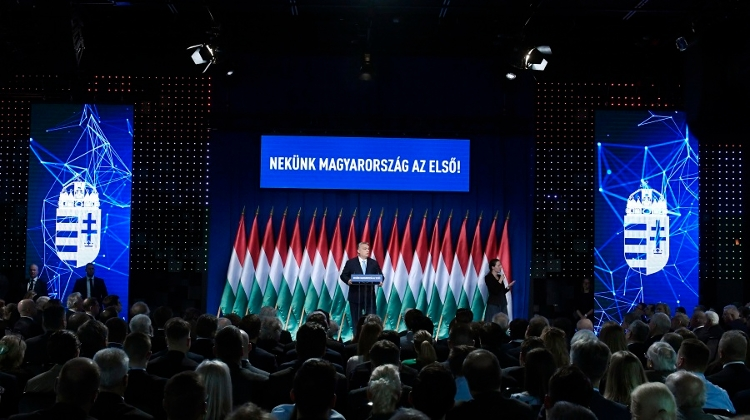 Hungarian Prime Minister's State-Of-The-Nation Speech