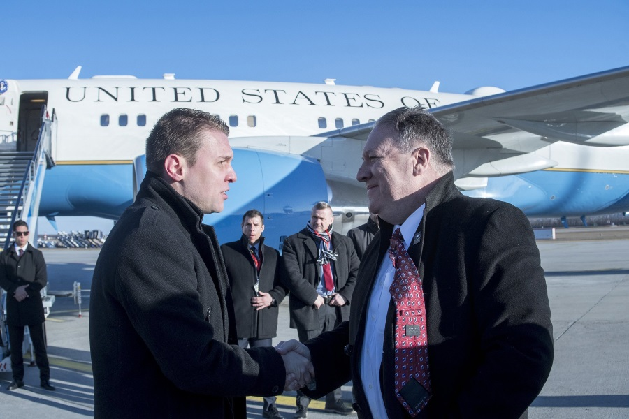 "Mike Pompeo's Trip To Budapest Was A ""Historic Visit"""