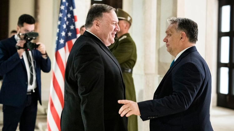 Hungary-U.S. Political Ties On The Mend