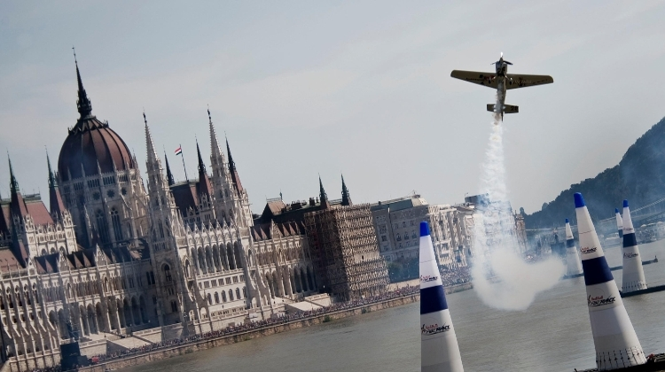 Budapest Mayor Cancels Red Bull Air Race