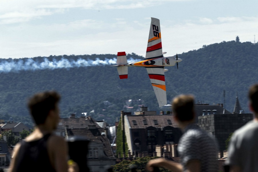 Red Bull Air Race Organisers Weigh More Offers Around Lake Balaton