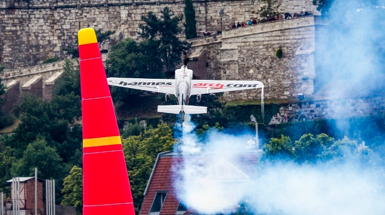 Keszthely Possible New Venue For Red Bull Air Race