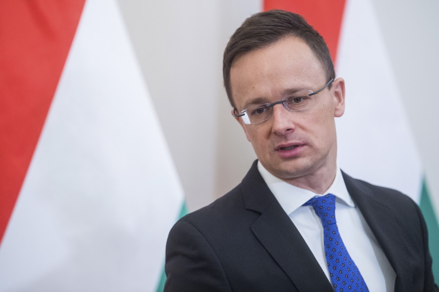 Video: Hungary's FM Szijjártó Interviewed By HARDtalk's Sackur