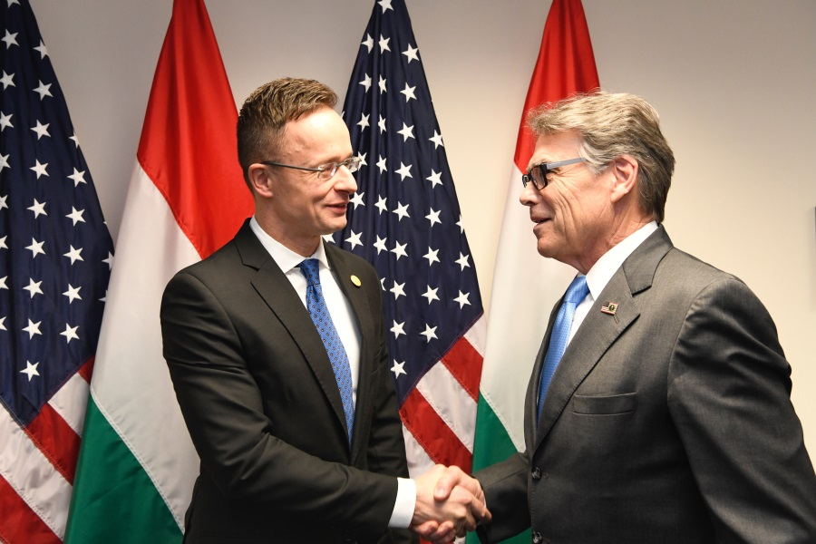 Hungary Ready To Keep Fighting ISIS