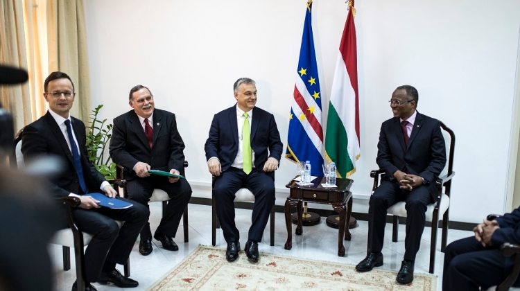 PM Orbán: Christianity Ties Hungary, Cape Verde