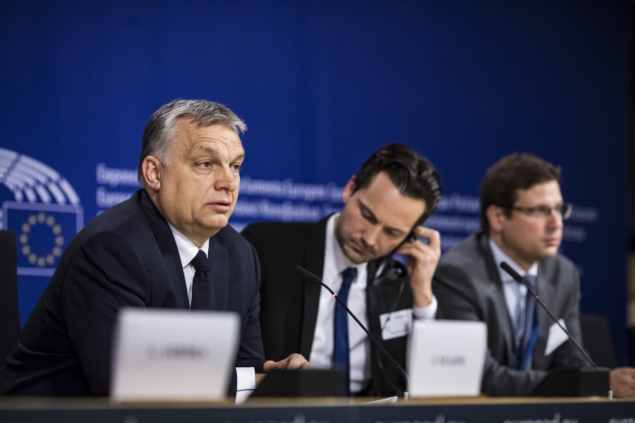 Opinion: Fidesz Suspended From EPP, PM Orbán Calls It Fake News