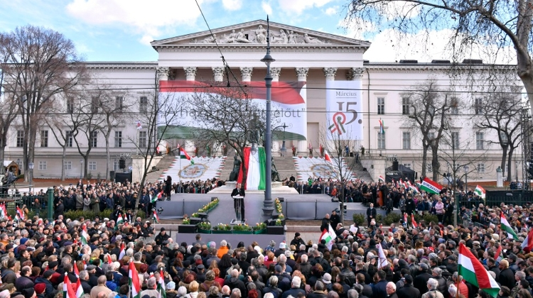 Hungarian Opinion: Weeklies On March 15 And Fidesz's Place In Europe