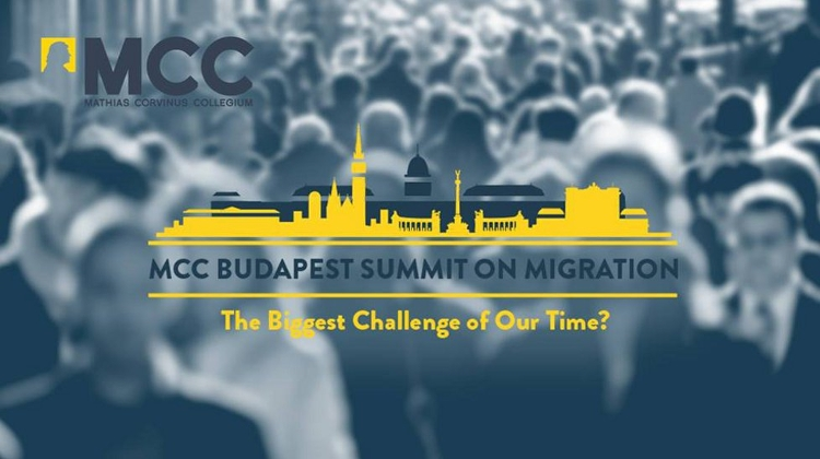 MCC's Budapest Summit On Migration, 22 - 24 March