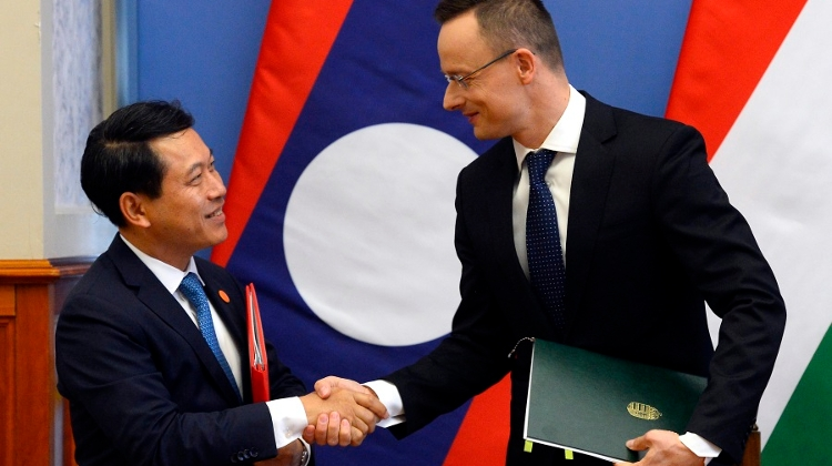 Hungary To Build Strategic Ties With Laos