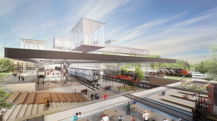 U.S. Firm To Design New Transport Museum In Budapest