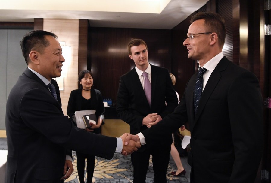 Hungary & China To Implement A Five-Point Development Plan