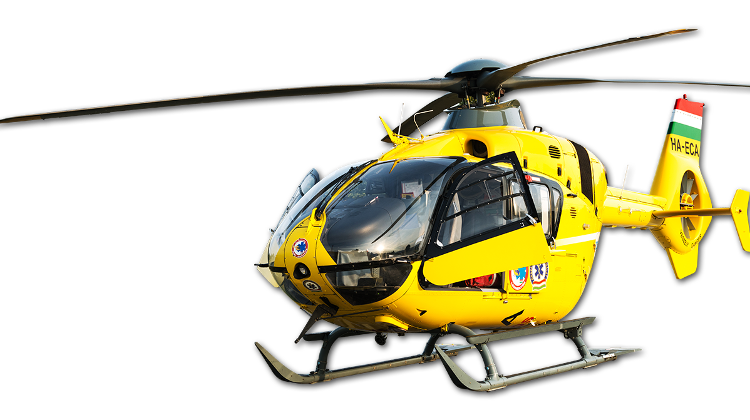 New Rescue Helicopters To Enter Service In Hungary