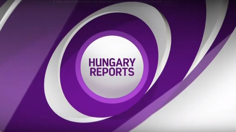Video News: 'Hungary Reports', 23 April