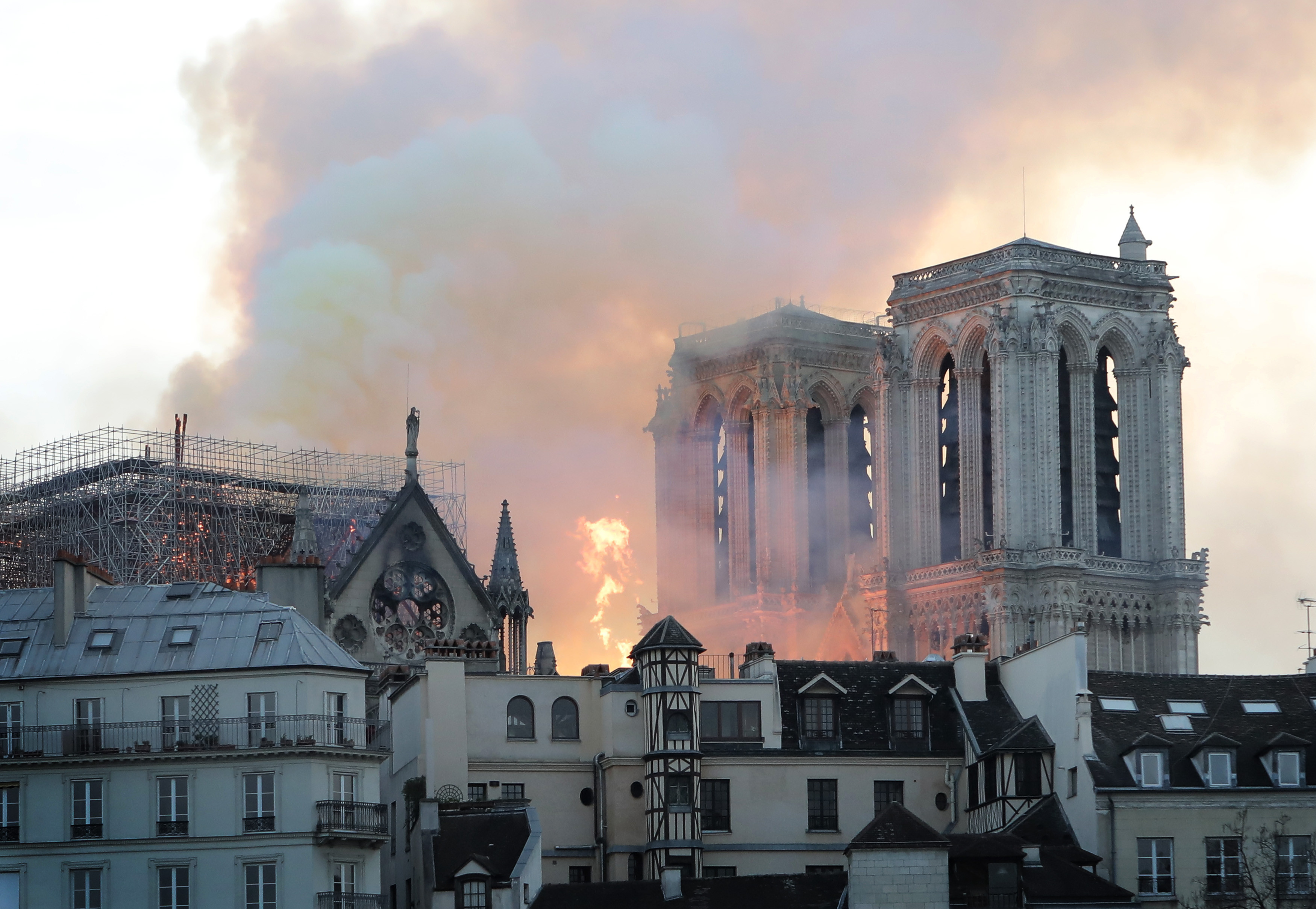 PM Orbán Expresses Sympathies Over Notre Dame Fire