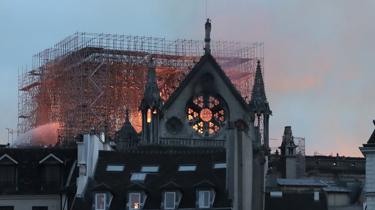 Budapest To Contribute To Notre Dame Reconstruction