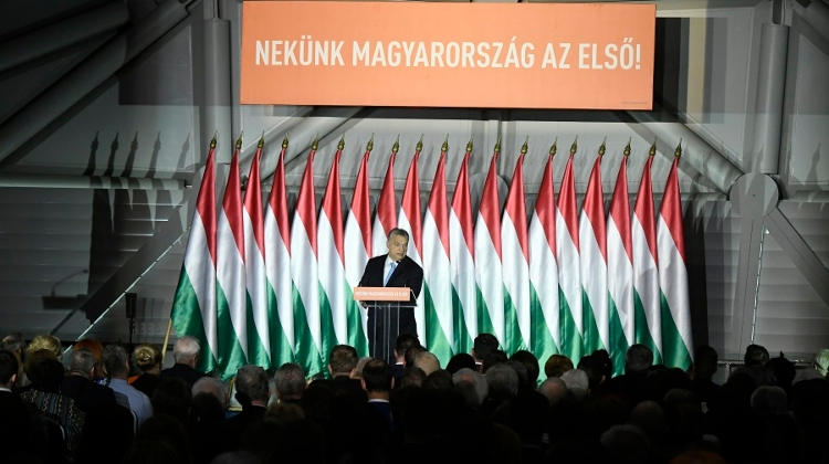 Hungarian Opinion: PM Orbán Opens Fidesz EP Campaign