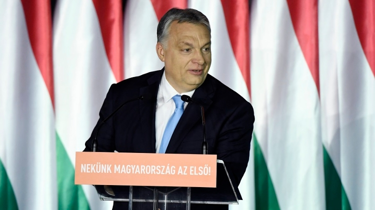PM Orbán Outlines Fidesz's Plan To Stop Immigration