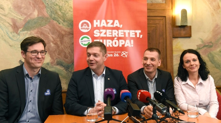 Hungarian Opposition Parties Blast Fidesz Campaign Launch