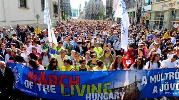 Hungarian 'March Of The Living' To Be Held On Sunday, 14 April