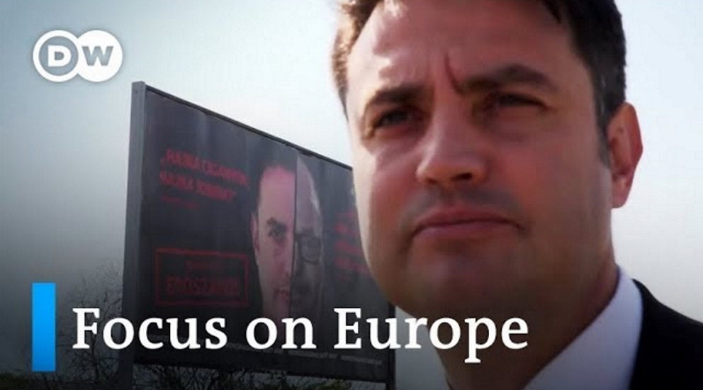 Video Opinion: Peter Marki-Zay 'Hungary's Lone Fighter For Europe & EU'