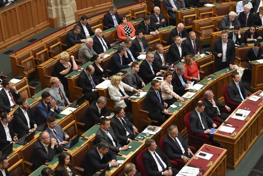 Budapest General Assembly Allocates Funds For Drug Prevention