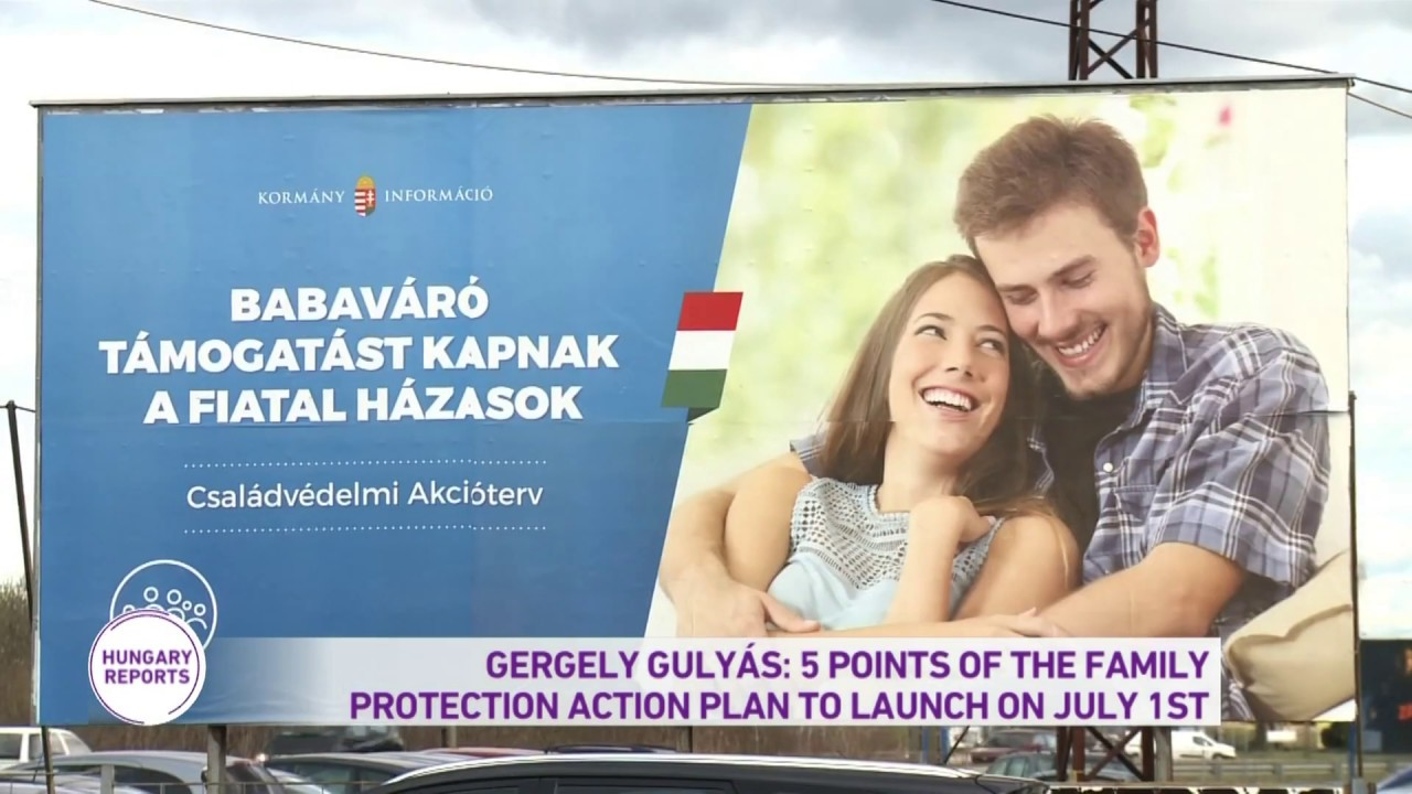 Video News: 'Hungary Reports', 16 May