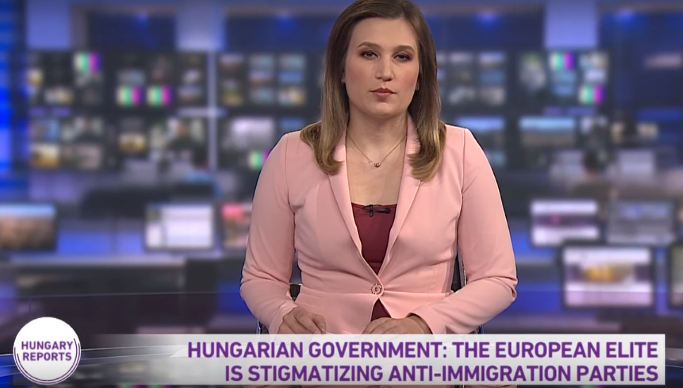 Video News: 'Hungary Reports', 7 May