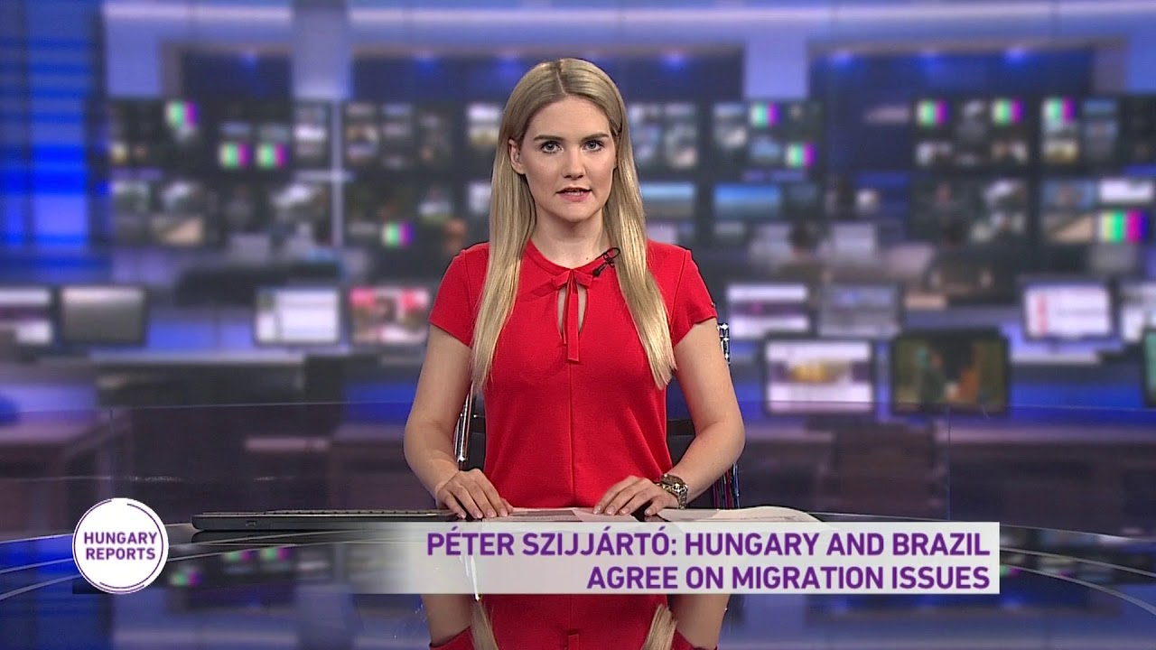 Video News: 'Hungary Reports', 9 May