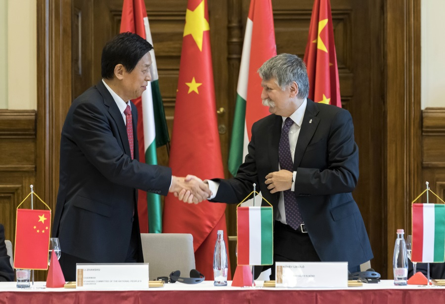 Conference: China Is Hungary's Largest Trading Partner Outside Europe