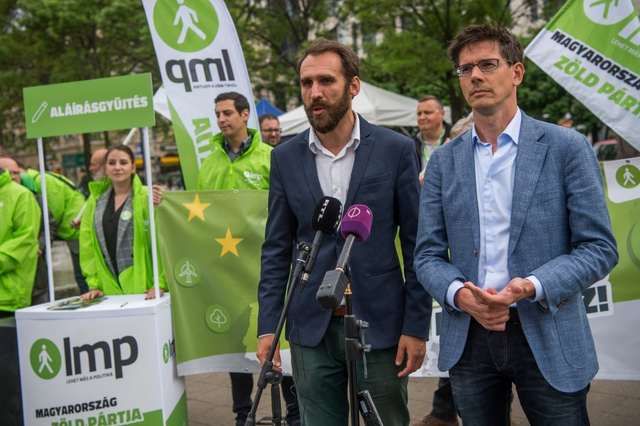 Hungarian Opposition LMP Calls For Turn To Green Economy