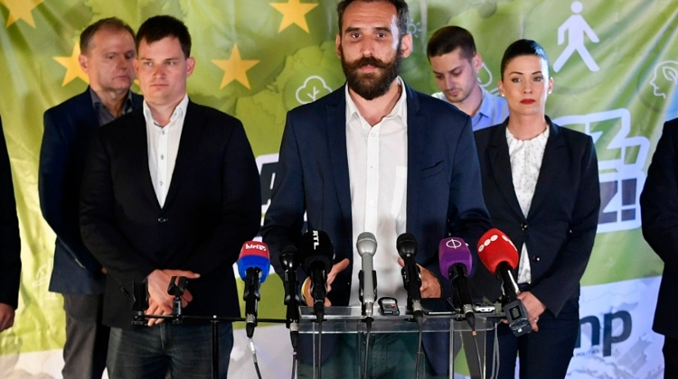 Hungarian Opposition LMP National Board Resigns