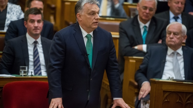 PM Orbán: Voters Wish Change In Brussels