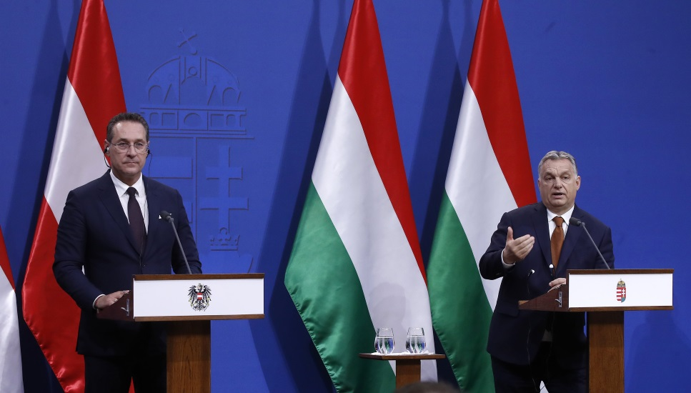 Video: Hungarian PM Withdraws Support From Weber For EU's Top Job