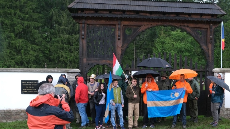 Hungarian Opinion: Transylvanian Cemetery Dispute