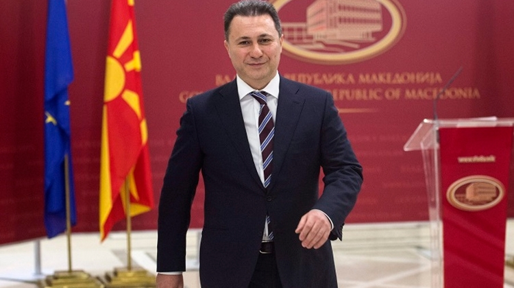 Budapest Court Blocks Gruevski's Extradition