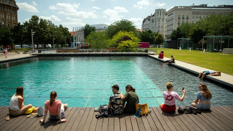 Record High Temperatures Recorded In Budapest, Across Hungary