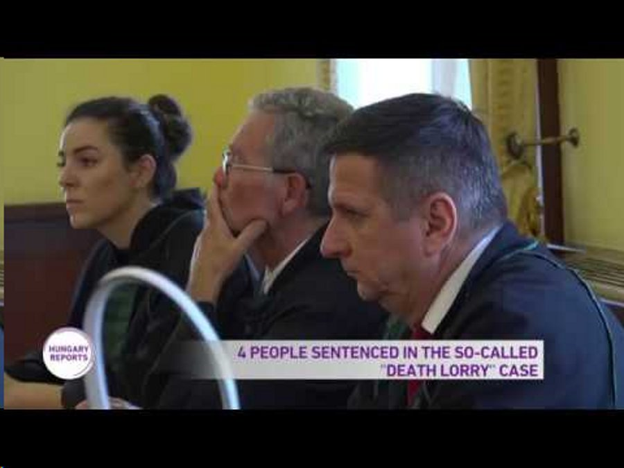 Video News: 'Hungary Reports', 20 June