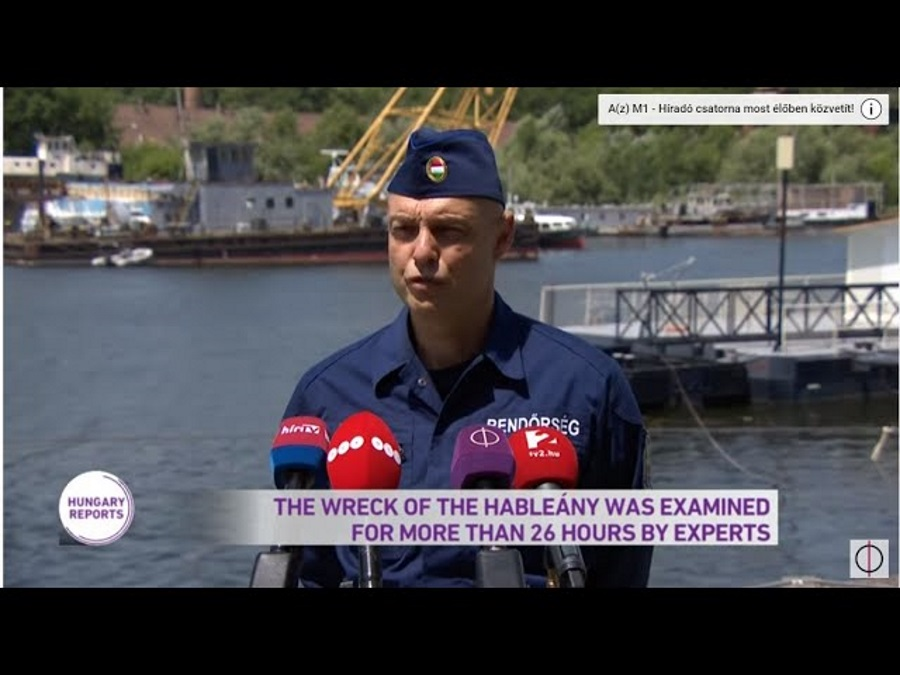 Video News: 'Hungary Reports', 13 June