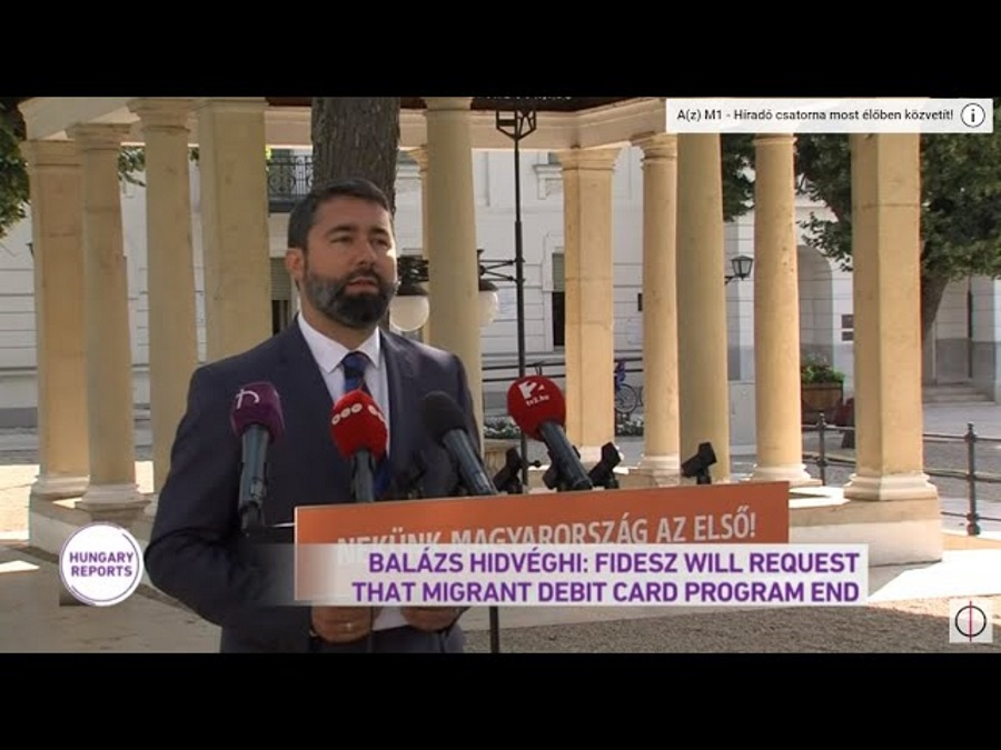 Video News: 'Hungary Reports', 17 June