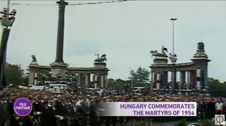 Video News: 'Hungary Reports', 16 June