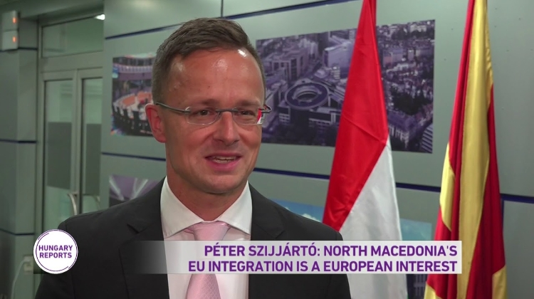 Video News: 'Hungary Reports', 25 June