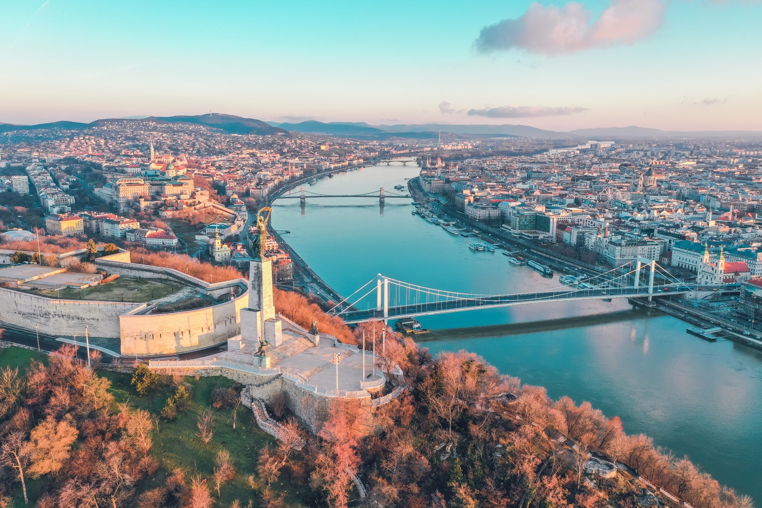 Budapest 'Determined To Become More Liveable City'