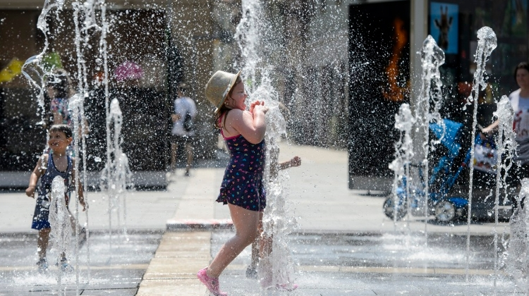 Hungary's Average Heat Record Broken In June