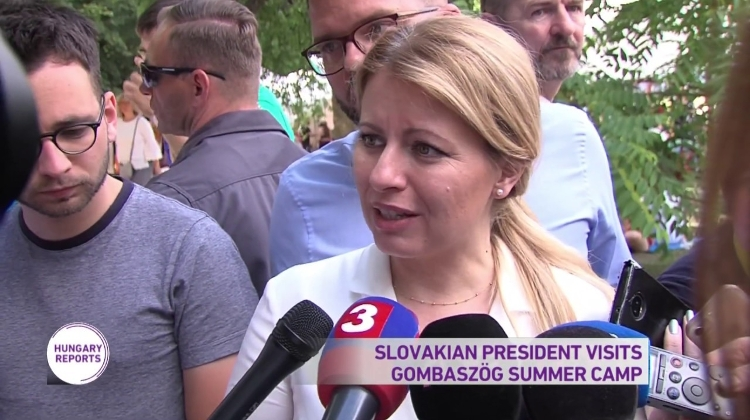 Video News: 'Hungary Reports', 17 July