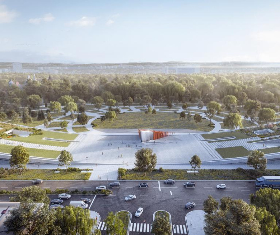 New Budapest Liget Project Phase To Renew 80,000 Sqm Of Parkland