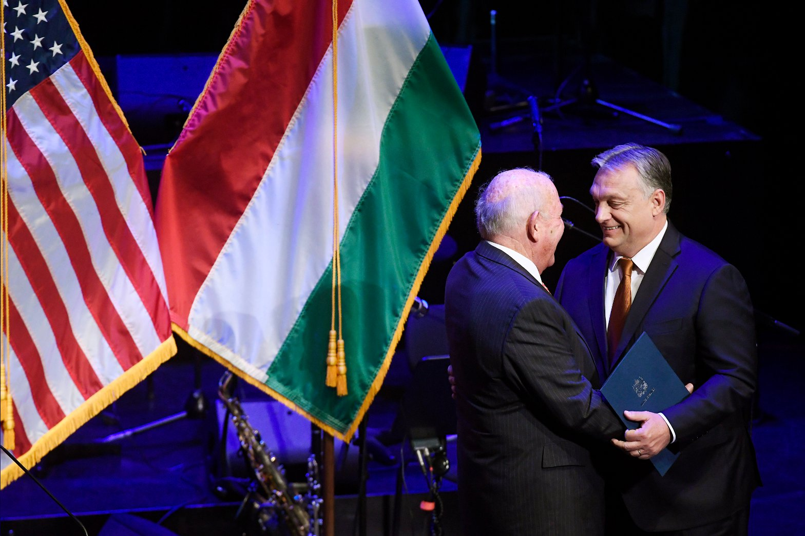 Video: PM Orbán Attended The US Embassy's Independence Day In Budapest