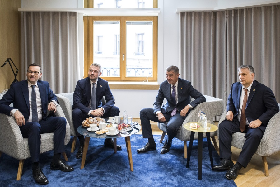 PM Orbán Holds Consultations With EU Leaders, Country Heads In Brussels
