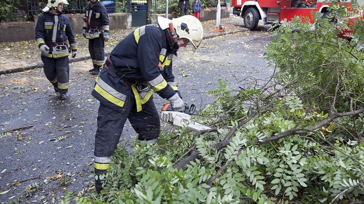 Storms In May-June Cause Significant Damage In Hungary