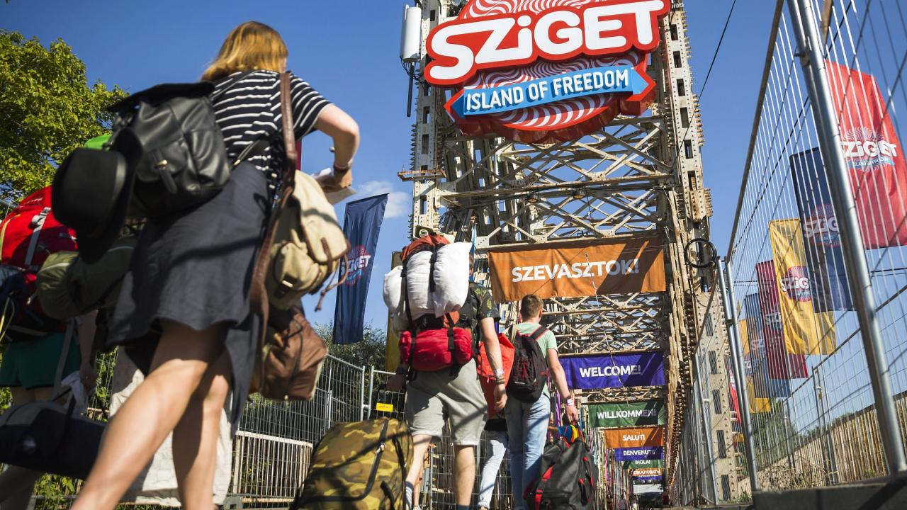 New Law Makes Festival-Goers In Hungary Give Detailed ID Data