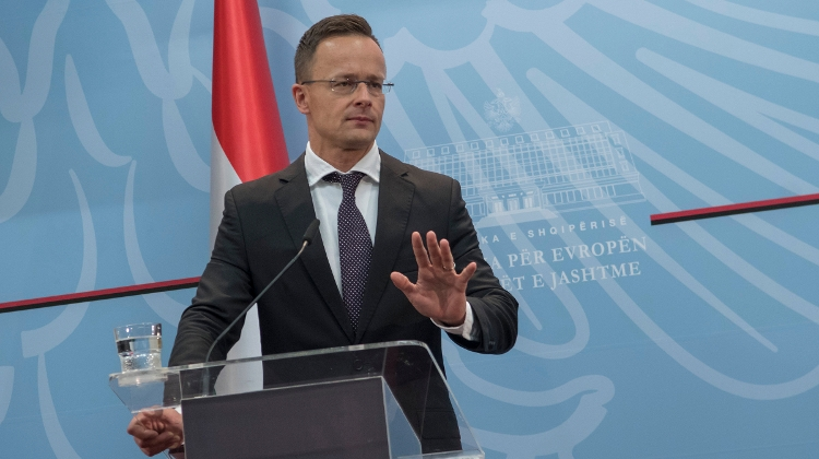 Foreign Minister On Hungarian-Romanian Relations